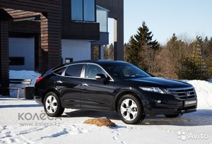 Фото: Автомобиль в лизинге Honda Crosstour 2.4 AT, 2014