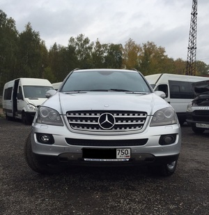 Продам Mercedes-Benz ML350 MATIC