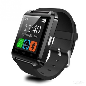 Умные часы Uwatch U8 SmartWatch (Black)