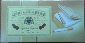 George Karelias and Sons Superior Virginia