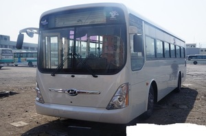 Городской автобус Hyundai Aero City 540 2010 белый