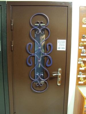 металлическая дверь установка строгино