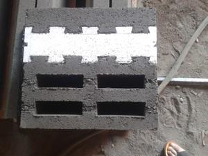 Предлагаем теплоэффективные трехслойные блоки изготовленные методом вибропрессования не требующие дополнительных.