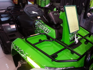 Квадроцикл ARCTIC CAT
