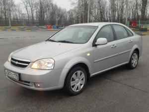 Chevrolet Lacetti 2010г 1. 6л МКПП 30000км