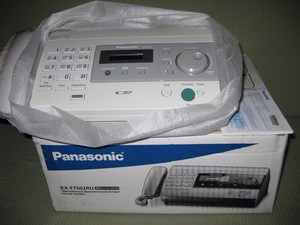 Факс Panasonic KX-FT 502 RU