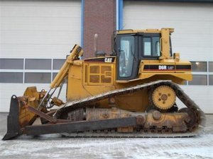 Бульдозер Caterpillar D6R LGP SERIES III
