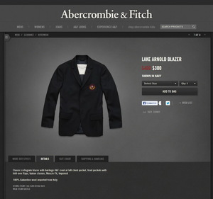 USA Abercrombie&Fitch